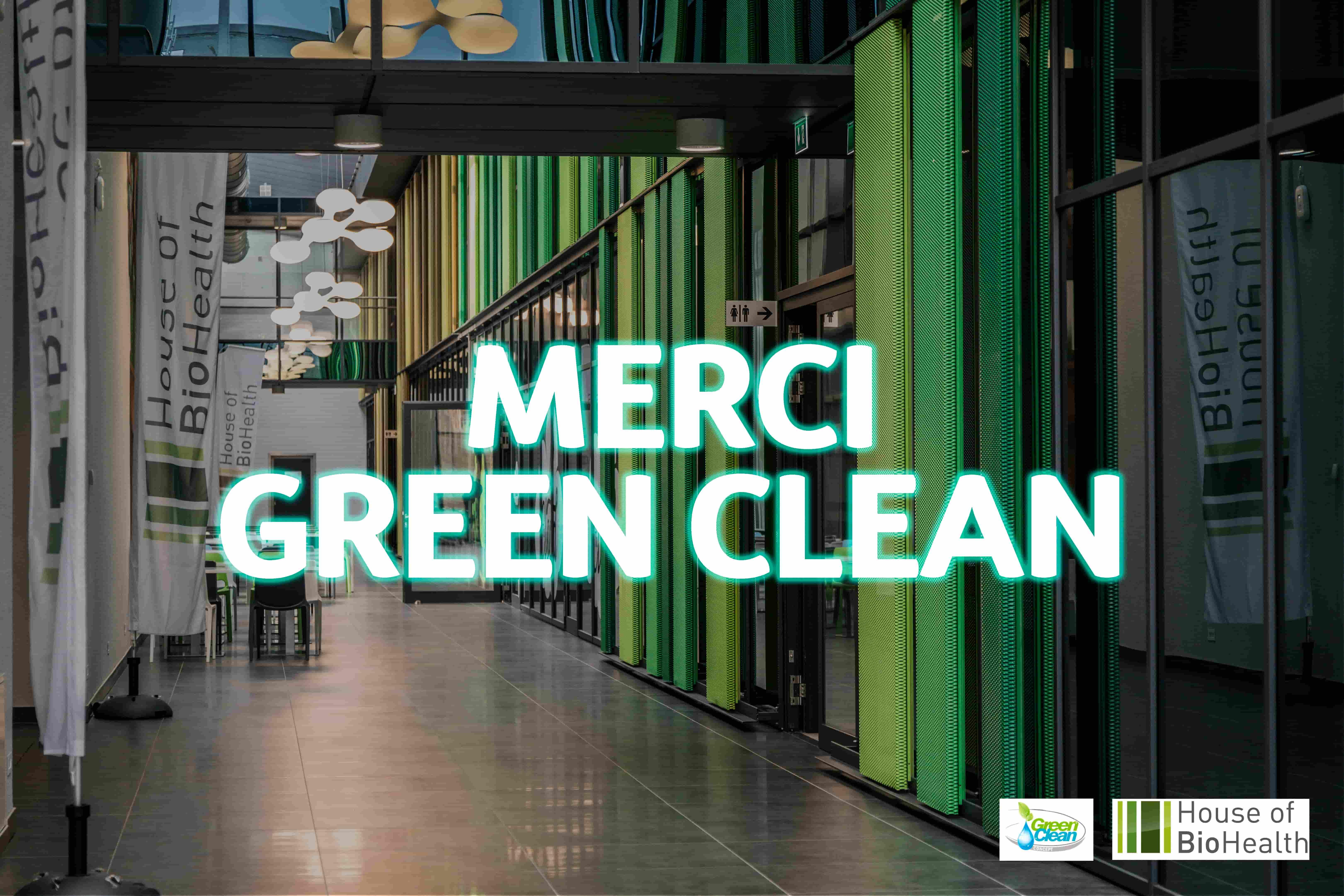 Merci Green Clean